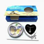 Prefect Jewelry Gift Love Pearl and Wish Pearl Gift Set With Neckalce and Drop Cage Pendant
