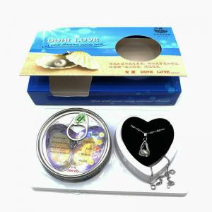 China Prefect Jewelry Gift Love Pearl and Wish Pearl Gift Set With Neckalce and Drop Cage Pendant on sale