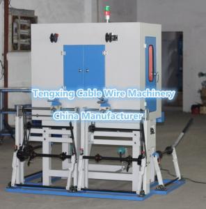 China Добро пожаловать к изготовителю Телльсинг машины заплетения провода кабеля Китая для фабрики провода кабеля on sale