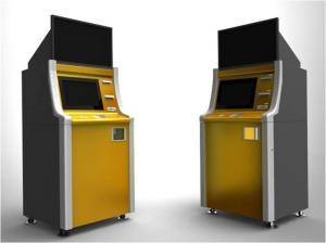 China Custom Kiosks Multifunctional Gold Bars Vending KIOSK ATM machine on sale