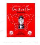 envoltório do gás da borboleta