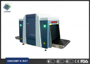 Quality Express / Railway X Ray Scanning Machine , X Ray Baggage Scanner UNX10080 for sale