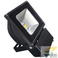 100W LED Light Housing Aluminum High Efficiency COB AC 85 - 265V LED Flood Light Fixture