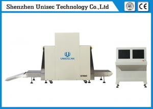 China Jail Hotel Security X Ray Luggage Scanner Checking Machine 800*650mm Tunnel Size on sale
