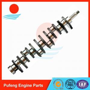 China High Quality Excavator Crankshaft HINO H07D Crankshaft 13411-1583 supplier