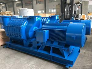 China D Type 98KPA Inlet Pressure Multistage Centrifugal Blower For Water Treatment on sale