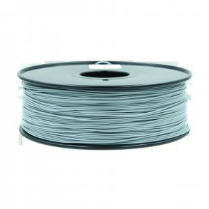 China Grey High Strength 3d Printer filament 1.75mm / ABS Plastic Filament on sale