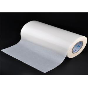 China Custom Breathable Hot Melt Glue Sheets , High Hardness Adhesive Plastic Film on sale