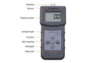 China Handheld Moisture Meter For River Sand , Digital Soil Moisture Tester on sale