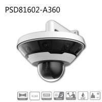 Dahua 8x2MP Multi-Sensor Panoramic Network Camera+PTZ Camera (PSD81602-A360)