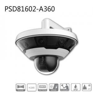 China Dahua 8x2MP Multi-Sensor Panoramic Network Camera+PTZ Camera (PSD81602-A360) on sale