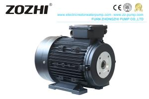 China 15HP Three Phase Induction Motor , 132M2-4 Hollow Shaft Gearbox Clockwise Rotation on sale