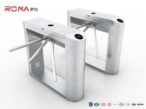 China Access Passage Tripod Turnstile Gate Barrier DC Brushless Motor CE Approved on sale