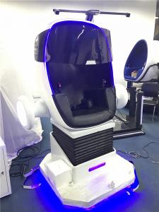China Single Seat 9d vr robot chair for sale 360 degree VR cinema for sale on sale