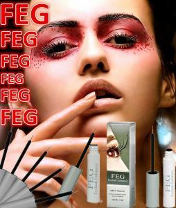 China FEG eyelash kosmetik /eyelash growth serum /eyelash lengthening serum /eyelash strengthener serum on sale