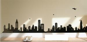 China Vinyl 3D Children Wall Stickers on sale
