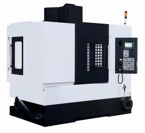 China Heavy Cutting Siemens Box Way CNC And VMC Machine 1000 KG Max Load 8000 RPM on sale