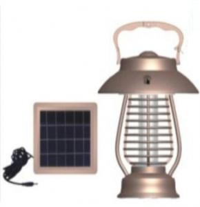 China Solar Mosquito Killer with LED Camping Lamp on sale