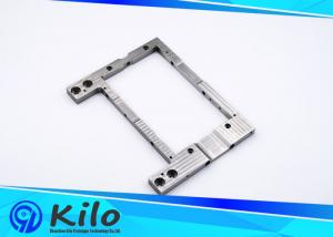 China Rapid prototyping of a multisided electronics enclosure using 5-axis cnc machining center on sale
