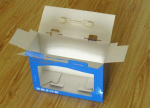 China OEM Offset Printing Disposable Duplex Board Custom Printed Boxes ZY- BE04 on sale