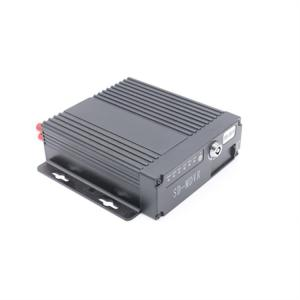 China 4 Channel HDD Mobile DVR , SD Card Bus Auto DVR Camera Free System on sale