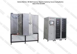 China Precision Fasteners PVD Thin Film Coating Machine With Uniform Coating Thickness on sale