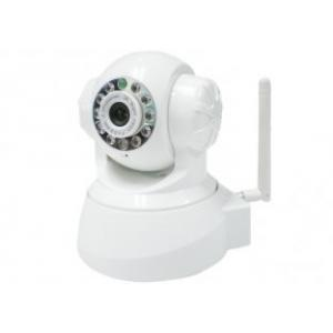 China Pan/tilt IP camera, wireless pan tilt camera ES-IP812W with 1/4 color CMOS  on sale