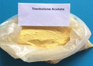 China Medical Intermediate Chemical Bodybuilding Steroids Powder Trenbolone Acetate on sale