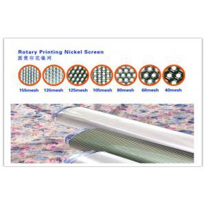 China Écran rotatoire de haut d'élasticité nickel en soie de coton, écran de textile imprimant 80M on sale