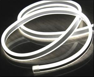 China high quality 110V double side white led neon flexible strip for buildings on sale