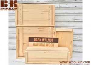 Wooden Wine Box Personalized Wine Box For Weddings Ceremonies And
