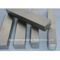 China UNS S32205 / S31803  Duplex Stainless Steel Square  Round Bar High Yield Strength on sale