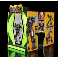 China Transformer Video Game Machine / Shooting Game Cabinet In Amusement Park  on sale