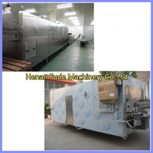 China Conveyor belt dryer, conveyor belt roaster, belt conveyor furnace on sale