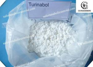 Quality Oral turinabol / 4-Chlorotestosterone Acetate Bodybuilding Compound Anabolic Steroid for sale