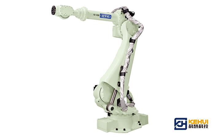 OTC Automatic Welding Robot Pipe diameter ≥300mm Auto Welding