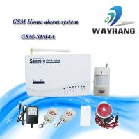 GSM Wireless Home Alarm Security Burglar System PIR Auto Dialing SMS Call