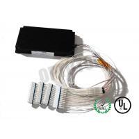 1310/1550nm Single Mode Fiber Coupler 0.9mm Low Insertion Loss 1m Length