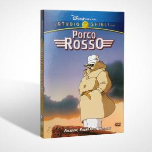 Porco Rosso Disney DVD Cartoon DVD Movies DVD The TV Show DVD