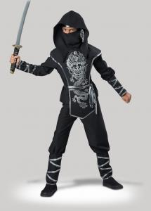 China Dragon Ninja 7059 Black Butler Cosplay , Horror Teen Halloween Costumes on sale