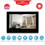 Morningtech 7 inch color video door phone sensor button video door bell smart security intercom