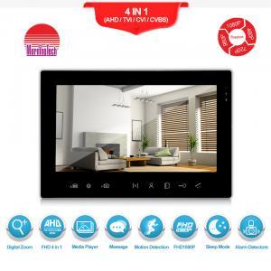 China Morningtech 7 inch color video door phone sensor button video door bell smart security intercom on sale