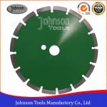 230mm Outer Diameter Laser Diamond Saw Blade for Fast Cutting Green Concrete