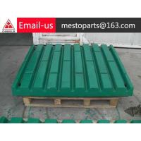 wholesale metal crusher high manganese steel accessories