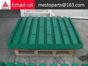 China cone crusher mantle and concave for sandvic on sale