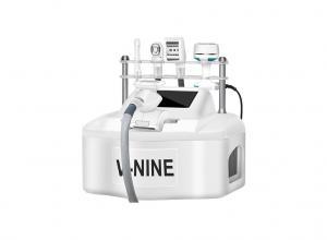China Portable Vacuum RF Cavitation Slimming Machine With Velashape System on sale