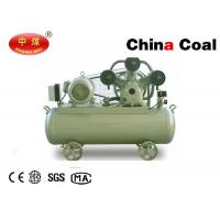 CCSZ Belt-Driven Piston Air Compressor V shape and W shape two tanks or 3 tanks availabl with high quality and low price
