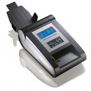 China Multi Currency Switzerland Franc / Canadian Dollar Detector Machine With Battery on sale