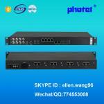 30 channel FXS FXO POTS voice over E1 PCM Multiplexer, fiber optical pdh mux