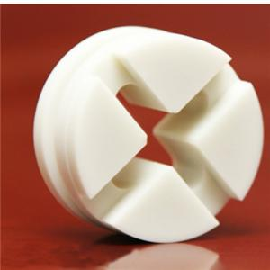 China High Precision Plastic Plastic Machined Parts Small Size With Heat Treatment on sale